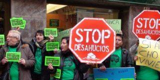 El Gobierno negocia con el PSOE una reforma para limitar los desahucios