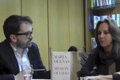 """María Dueñas: """"En 'Misión Olvido' se atisban oportunidades para quien cree haberlo perdido todo"""""""