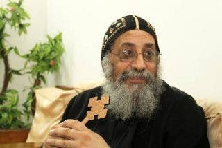 El Papa felicita al Papa Copto
