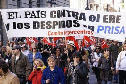 Los periodistas de 'El País' inician tres días de huelga contra el ERE