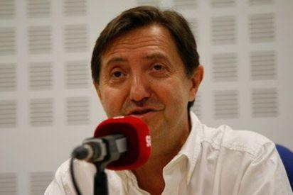 """Losantos: """"Hay una casta de liberados que cobra sin trabajar. Entre ellos, Rajoy, que cobra por no gobernar"""""""