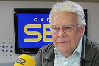 """Felipe González, a favor del federalismo asimétrico: """"Las diputaciones sobran"""""""