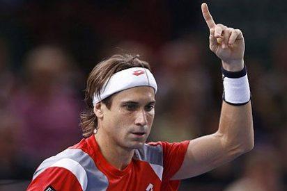 David Ferrer conquista en el Omnisport de París-Bercy su primer Masters 1000