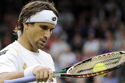 David Ferrer se deshace de Wawrinka y sella su pase a los cuartos de final en Paris-Bercy