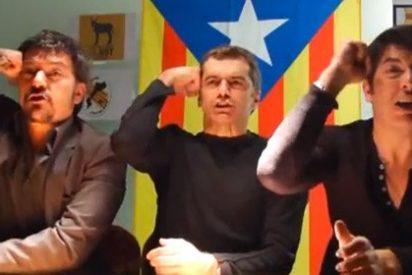 Toni Cantó lidera el Frente Popular de Cataluña en un vídeo inspirado en La vida de Brian
