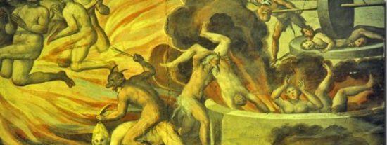 El cuento del infierno eterno