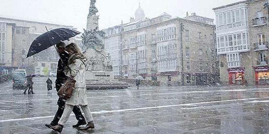 Atención al martes 27 noviembre 2012: el invierno se adelanta con desplome de temperaturas de 8 grados