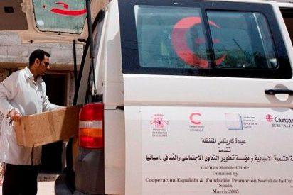 Cáritas Jerusalén, con dificultades para ayudar en Gaza
