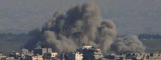 Israel destruye la sede del primer ministro de Hamás en Ciudad de Gaza