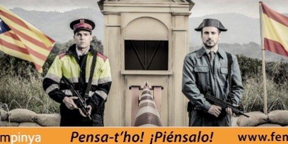 Un grupo de empresarios catalanes propone frenar la locura separatista