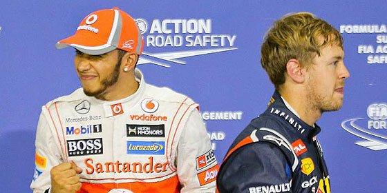 Vettel, sancionado, saldrá último en Abu Dabi donde Alonso arranca sexto