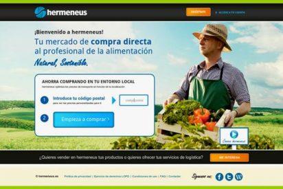 Hermeneus, del campo a casa en un solo click