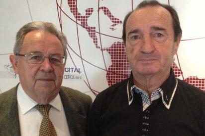"""José A. Martín Aguado y José R. Vilamor: """"El diario Ya se hundió porque no se podía mantener a 1.800 empleados y pagar a la vez el sueldo a sus jubilados"""""""
