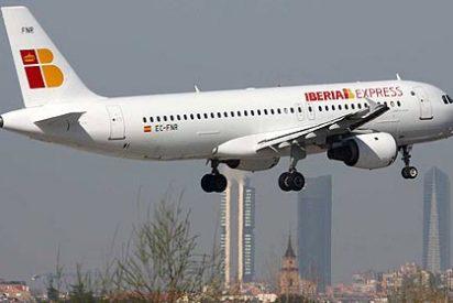 Un escorpión picó a una pasajera en un avión de la compañía Iberia
