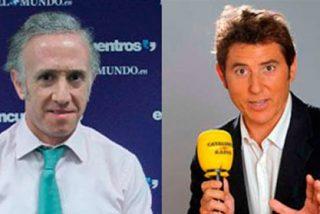 """Eduardo Inda a Manel Fuentes: """"¿Usted es el abogado del señor Mas?"""""""