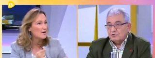 Isabel Durán deja el plató de 13TV tras ser denigrada por un sindicalista de CCOO