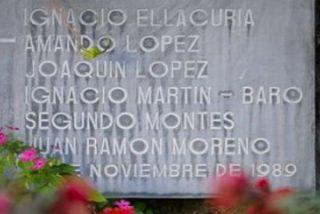 En memoria de los jesuitas de la UCA, mártires de la fe