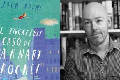 """John Boyne: """"Se publican menos libros para niños que para adultos y la calidad suele ser mejor"""""""