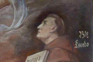 Beato Duns Escoto, patrono del Instituto Teológico de Murcia OFM