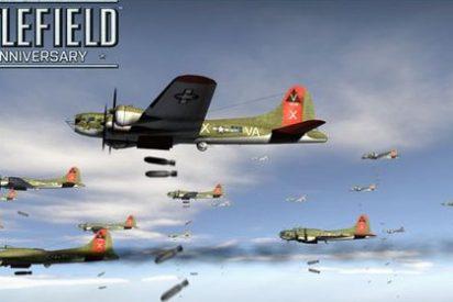 'Battlefield 1942' será gratuito al celebrarse su décimo aniversario