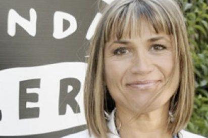 Julia Otero denuncia que le han usurpado su identidad en las redes sociales