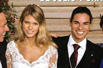 ¡Hola! muestra las primeras fotos de la boda de Julio José Iglesias y Charisse