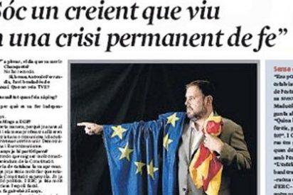 ¿Por qué Oriol Junqueras rechazó hacerse una foto con la estelada?