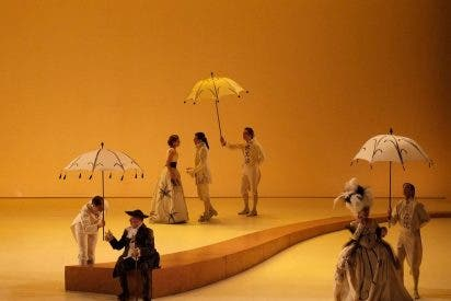 No se ve todos los días una ópera romántica española