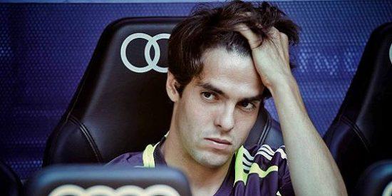 El Real Madrid tratará de vender a Kaká en enero: Mourinho no le quiere