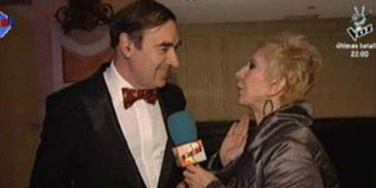 Atención a la cara que pone Pedrojota cuando Karmele Marchante le pregunta si quiere ser ¡gay!