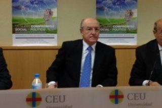 "Raúl Mayoral: ""El fallo del TC introduce un elemento de incertidumbre jurídica al matrimonio"""