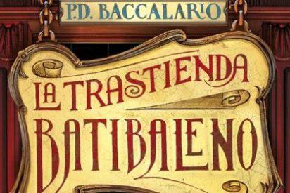 La nueva serie de misterio y aventuras del autor de 'Ulysses Moore', Pierdomenico Baccalario