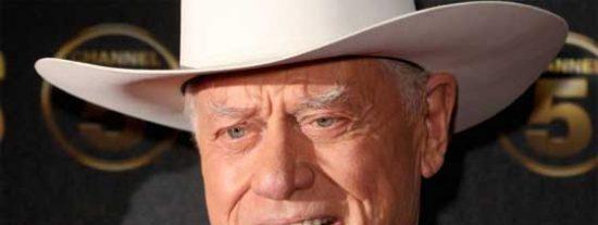 Larry Hagman, el malvado J.R. de 'Dallas', fallece a los 81 años