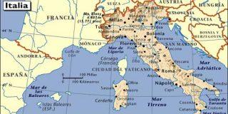 Italia suprime 35 provincias para ahorrar 40 millones de euros al año
