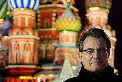 """Oriol Pujol, sobre el lujoso e improductivo viaje de Artur Mas a Rusia: """"Es dinero bien invertido"""""""