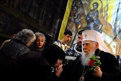 Muere el patriarca de la Iglesia ortodoxa de Bulgaria