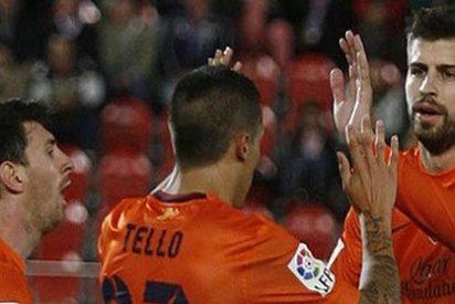 Messi firma un doblete para reactivar al Barça, que se durmió con 0-3 ante el Mallorca