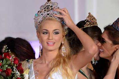 La checa Teresa Fajksova se corona Miss Earth 2012... y se estampa