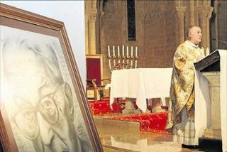 Burriana rinde homenaje al cardenal Tarancón