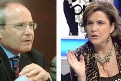 Pilar Rahola, la 'groupie' de Artur Mas, despelleja al socialista Montilla