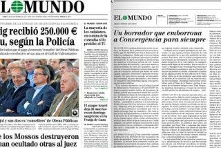 La Policía revela que el consejero de Interior de Mas percibió 250.000 euros del Palau