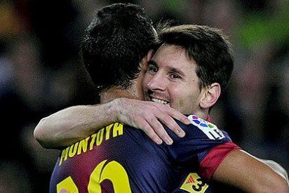 Messi vuelve a hacer un doblete ante el Zaragoza y el Barça sigue intratable en Liga