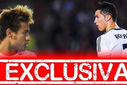Si se va Cristiano Ronaldo del Real Madrid, los blancos ficharán a Neymar