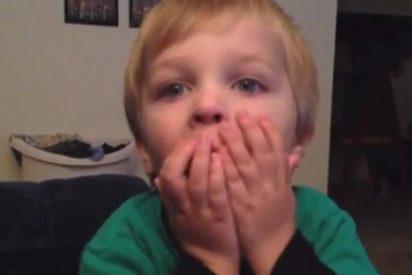 """El vídeo que causa furor en la red: """"Cariño, me he comido tu pastel de Halloween"""""""