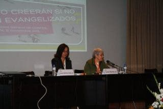 Nurya Martínez-Gayol desgrana en CONFER los retos de la Vida Religiosa
