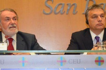 """Viktor Orban: """"Europa cristiana no habría permitido que países enteros se hundieran en la esclavitud al crédito"""""""