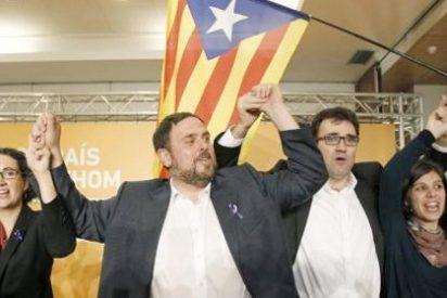 ERC afila sus colmillos para chuparle la sangre política que le queda a Mas