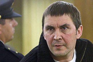 La prisión de Logroño sólo sanciona al etarra Otegi con 12 días de aislamiento