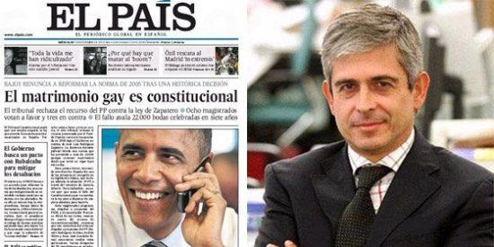Moreno resiste a la huelga sacando una edición anoréxica de El País
