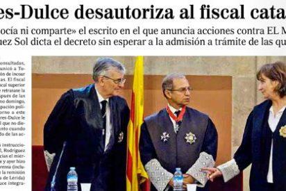 Corrupción en Cataluña: Las puñetas de la toga de un fiscal y su secreto